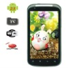 G14 android mobile phone 3g dual camera MTK6573 WCDMA Capacitive