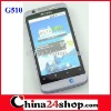 G510 3.5 inch Andriod 2.3 GPS wifi tv smart mobile phone