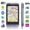 G510 Light Purple, GPS + Android 2.2 Version, Analog TV (PAL/NTSC/SECAM), Wifi Bluetooth FM function Mobile Phone, Dual Sim card