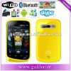 GLL A103 Android OS Lower end smarmobile mobile