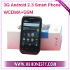 GPS Smartphone with Android 2.3 WCDMA+GSM Phone DA1