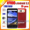 GPS function android 2.2 phone HERO H7000