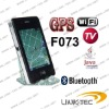GPS mobile phone F073