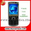 GSM 2 SIM Celular cheap mobile phone MAX-K4