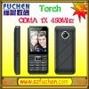 GSM CDMA Mobile Phone with Dual Sim