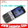 GSM + CDMA mobile C5,800MHZ 1900MHZ OR 450MHZ CDMA PHONE