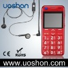 GSM Cellphone With SOS Button/ Big Keypad