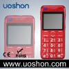 GSM Mobile Phone With SOS Button/ Big Keypad