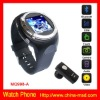GSM Quad Band Cell Phone Watch MQ998