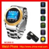 GSM Steel Camera Watch Mobile Phone