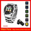 GSM Touch Screen Cell Phone Watch