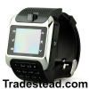 GSM Watch Phone - 900/1800/1900MHz, 1.33-inch Touch Screen, MP3/MP4, DC/DV, Bluetooth