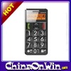 GSm Dualband Low Radiation Big Button Mobile Phone