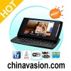 Genova Plus Quadband Dual SIM WiFi Cell Phone with Keyboard