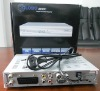Globo Orton 4100C FTA receiver support Biss Patch