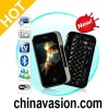 Gunslinger China Mobile Phone with Keyboard and Swivel Touchscreen