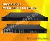 H.264 IP encoder TS over IP