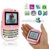 H01 Light Green, Dual sim card Dual standby, Dual Cameras ,Support Flashlight / JAVA / FM / Bluetooth / MSN / Facebook / Yahoo,