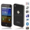 H2000 Android 2.2 3.5 inch Quad Band Dual SIM Touch Screen SmartPhone with Analog TV WIFI