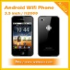 H2000 Android 2.2 Wifi Dual Sim Mobile Phone