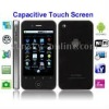 H2000 Black, Android 2.2 Version + AGPS, Capacitive Touch Screen, Analog TV (SECAM/PAL/NTSC), Wifi & Bluetooth FM function Mobil