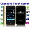 H2000 Golden, Android 2.2 Version + AGPS, Capacitive Touch Screen, Analog TV (SECAM/PAL/NTSC), Wifi & Bluetooth FM function Mobi