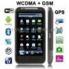H4300 Black, GPS + AGPS, Android 2.3 Version, Analog TV (SECAM/PAL/NTSC), Wifi Bluetooth FM function 4.3 inch Capacitive Touch S