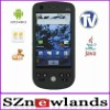 H6 Google Android 2.2 Smart Cellphone Unlocked Cellphone Dual Sim TV Celulares with WIFI TV GPS