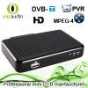 HD DVB-T SET TOP BOX H.264 RECEIVER