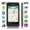 HD2000 Grey, GPS + AGPS, Android 2.3 Version, Analog TV (PAL/NTSC/SECAM), Wifi Bluetooth FM function 4.3 inch Touch Screen Mobil