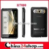 HD7+ Quad Band Android 2.3 OS Smart Phone  4.3 Inch Capacitive Multi-Touch Screen