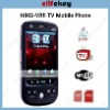 HERO H802 WIFI,Dual sim cards, Analog TV,JAVA,Gravity inducer,Trackball cell phone