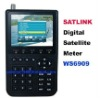 HOT NEW Satlink WS6909 DVB-S & DVB-T Combo, DIGITAL SATELLITE FINDER METER & TERRESTRIAL SIGNAL FINDER TV reciver
