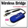 HOT-SELLER!!! Wifi Bridge Dongle Wireless For Dreambox Xbox PS3
