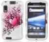 Hard Rubberized Skin Case For Motorola Artix 4G MB860