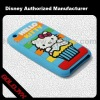 Hello Kitty Embossed Silicone Case