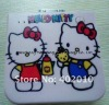 Hello Kitty Emergency Mobile Phone Battery Charger With 1900MAH For Iphone 4