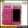 Hello Kitty silicon case for Iphone 4/4S cover