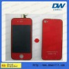 High Quality Sapphire LCD Touch Screen Middle Bezel Frame Assembly Parts for iPhone 4