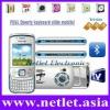 High quality Qwerty tri sim slide mobile phone