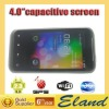"Hot ! 4.0"" capacitive screen GPS WIFI TV 3G android phone W690"