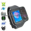 Hot! Cheapest Gift Camera Dual Sim Watch Phone Touch Screen