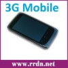 Hot GPS 3.5 inch GSM/WCDMA 3G dual sim Mobile phone with MSM7227 chipset