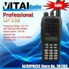 Hot Sale VHF UHF Dual Band 128 Channel FM Transmitter GP-338/360/380