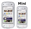 Hot Sell cell phone WiFi TV mini 97