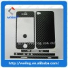 Hot Selling for iPhone 4 Full Body Carbon Fiber Skin Guard