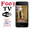Hot and Cheap JAVA WIFI TV Mobile Phone F003