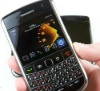 Hot and really very hot!!! 3G 9650 Mobile Phone with GPS WIFI and QWERTY Keypad