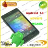 Hot sale hdc a9100 unlocked 3g capacitive cellphone mkt6573 android phone