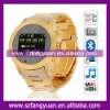 Hot selling Gsm touch screen watch phone mobile